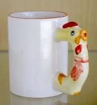 Mug Binatang Shio Ayam