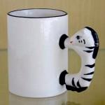 Mug Binatang / Shio Kuda